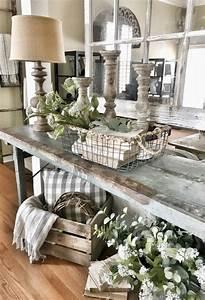 Beautiful, Spring, Farmhouse, Decor, Ideas, 24