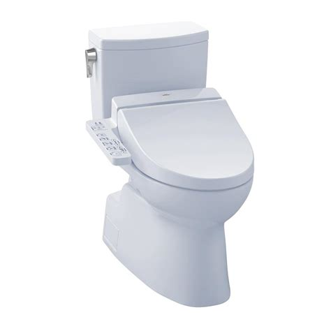 toto bidet toilets toto vespin ii connect 2 1 0 gpf elongated toilet