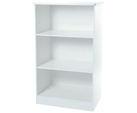 Childrens White Bookcase by Warwick Childrens White Bookcase