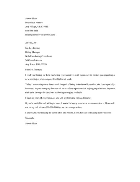 Mit Sloan Resume Format by Mit Mba Cover Letter Sle
