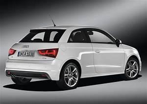 Audi A 1 : 2010 paris auto show audi a1 1 4 tfsi s line autoevolution ~ Gottalentnigeria.com Avis de Voitures