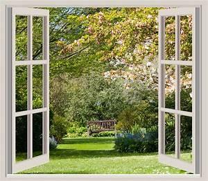 Fototapete Fenster Aussicht : kostenloses bild auf pixabay fr hling garten blick ~ Michelbontemps.com Haus und Dekorationen