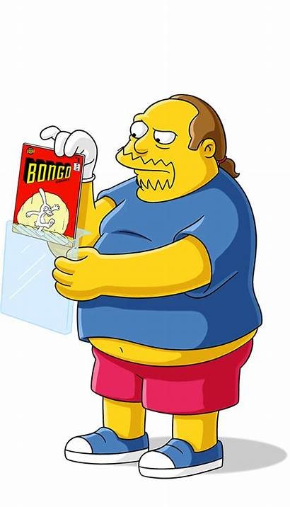 Simpsons Characters Thomas Pack Dafoe Studios Simpson