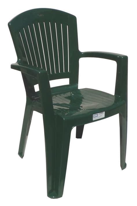 sedia giardino sedia verde da giardino comfort quot quot
