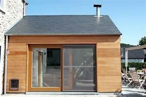 extension bois 20m2 lg96 jornalagora With prix agrandissement maison 20m2