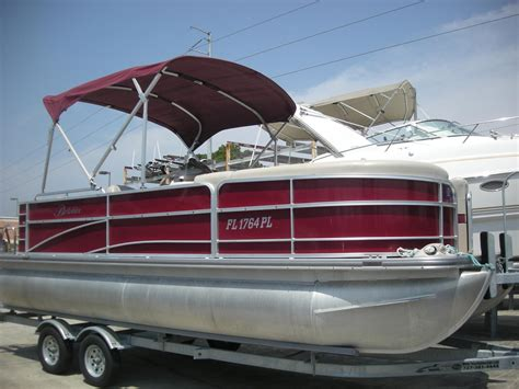Used Pontoon Boats For Sale South Florida by Used Berkshire Pontoon Boats For Sale Boats