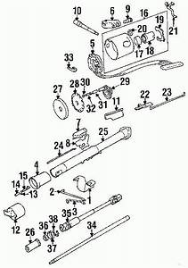 Awesome 1995 Jeep Wrangler Steering Column Diagram