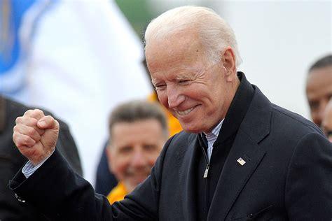 Ready to build back better for all americans. Joe Biden presidential bid: Watch his Trump-focused ...