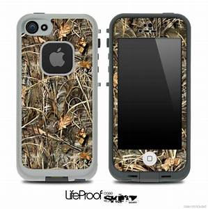 Real Camouflage Max Skin for the iPhone 5 or 4/4s ...