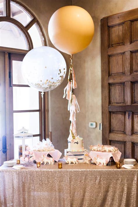 karas party ideas magical unicorn baby shower karas
