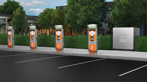 electric car charging stations   bigger treehugger