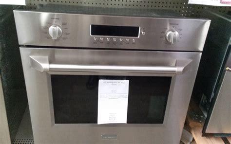 ge monogram  wall oven