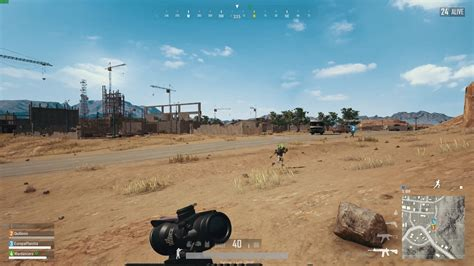 Is Pubg On Pc Why Pubg Players Are Seemingly Sick Of Miramar Vg247
