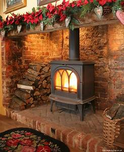 30, Christmas, Fireplace, Decoration, Ideas