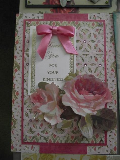 Anna Griffin Thank You Cards By Iluvpaper2  Cards And