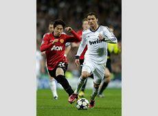 Cristiano Ronaldo and Shinji Kagawa Photos Photos Real
