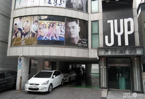 Jyp Entertainment Headquarters  Attractions  Visit Seoul