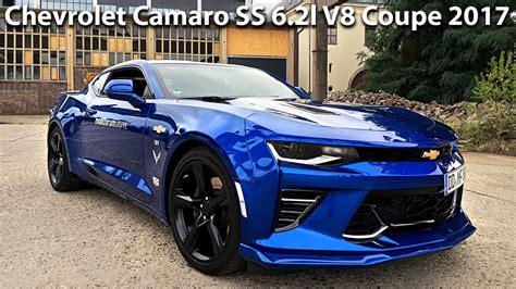 Chevrolet Camaro Ss 6.2 V8 2017