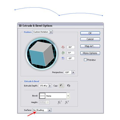 How To Create An Open Book With Illustrator's 3d Extrude