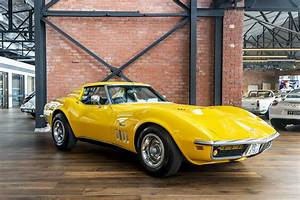 1969 Chevrolet Corvette C3 Manual 427