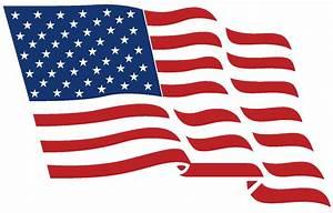 Usa Flag Waving - ClipArt Best