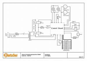 Bartscher 300742 Vacuum Machine 390ma Wiring Diagram