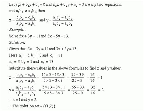 solving equations  middlehigh school algebra