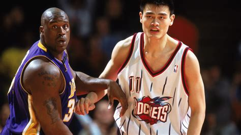 Yao Ming's Top Career Moments