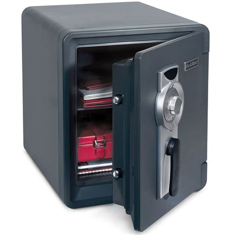 bolt down safe waterproof fireproof 94 quot cu storage