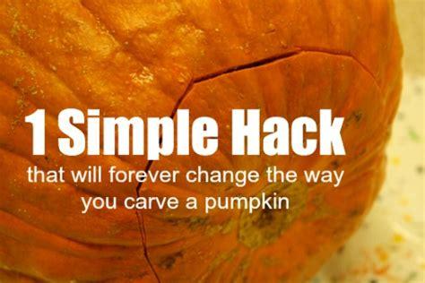 Preserving Carved Pumpkins by Best Ever Pumpkin Carving Tip Happy Hooligans