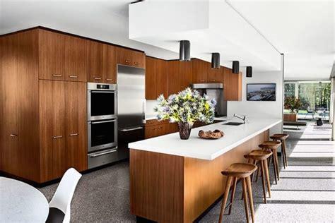 beautiful examples   mid century modern kitchen