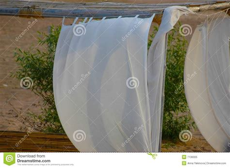 tent   white fabric stock image image  tents