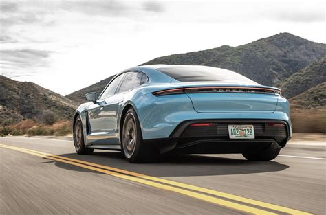 The 2020 porsche taycan 4s, by the numbers. Porsche Taycan 4S 2020 review | Autocar