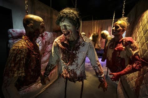 Guide To 2016's Universal Studios' Halloween Horror Nights