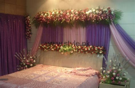 Bridal Wedding Room Decoration Ideas 2016