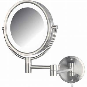 Design Cordless Lighted Makeup Mirror Allowing You To Move ...