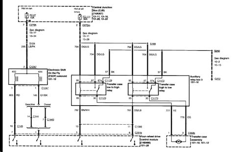 2005 F150 4wd Wiring Diagram by 2wd Low Switch W Esof Ford Truck Enthusiasts Forums