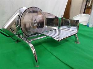 Chrome Model 65301  2 Rival Deluxe Electric Food