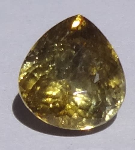 tourmaline ct yellow tourmaline