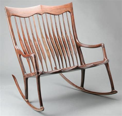 learn how to build an rocking chair with