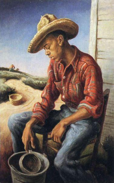 thomas hart benton paintings gallery in chronological order