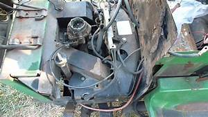 John Deere 318 Onan Engine Differences B43g Vs P218g