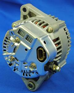 New Alternator Fit 93 94 95 96 97 Geo Prizm  U0026toyota Celica