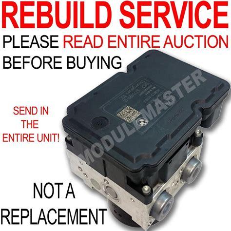 repair anti lock braking 2007 bmw m6 head up display bmw 325i 328i 330i 335i m3 m5 m6 z4 ate mk60e abs module rebuild repair ebay