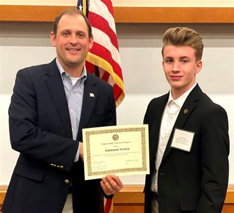 clark student participates  barrs youth ambassador
