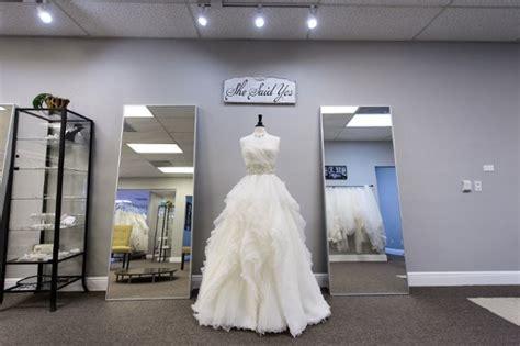 the brides closet the white closet bridal co ta fl wedding dress