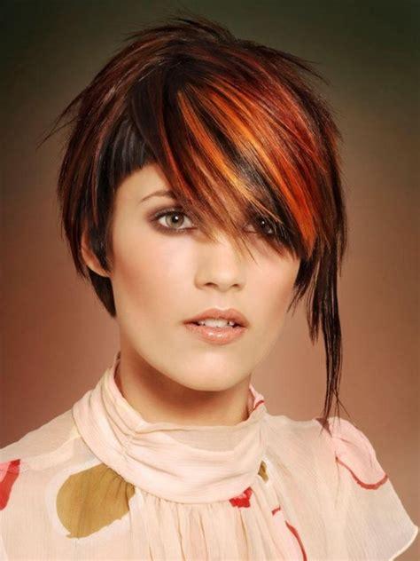 Hair Cut Layer Style