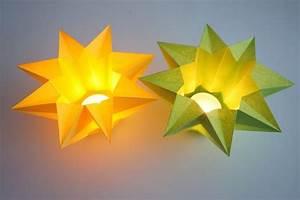 Sterne Weihnachten Basteln : windlicht stern origami pinterest ~ Eleganceandgraceweddings.com Haus und Dekorationen