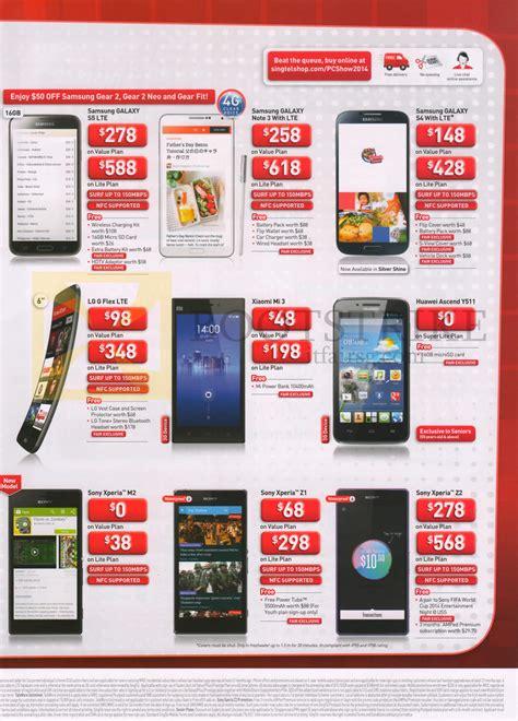 xiaomi mi3 mobile singtel mobile samsung galaxy s5 note 3 s4 lg g flex