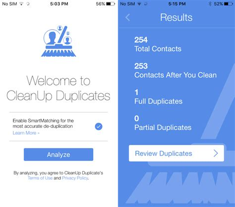 delete contacts iphone best iphone apps for deleting duplicate contacts